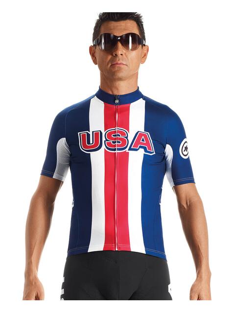 assos SS.Jersey USA Cycling Men USA